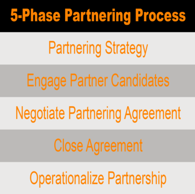 5 Phase Partnering Process Course